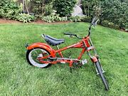 Schwinn Occ Chopper Stingray Bicycle 3 Speed Edition Shipping Available