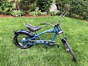 Schwinn Occ Chopper Stingray Bicycle 3 Speed Edition Local Pick Up Only