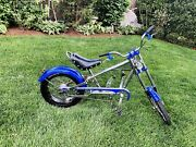 Schwinn Occ Chopper Stingray Bicycle 3 Speed Edition Local Pick Up Only 20/20