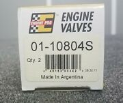 6 Boxes 2 In A Box Engine Pro Intake Valves 01-10804s Fits 98-06 Audi/vw