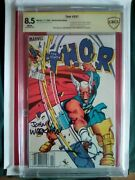 Thor 337 - 1st Beta Ray Bill, Signed Newsstand Variant