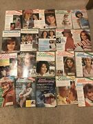 Lot Of 20 Good Housekeeping Magazines Vintage 1974 And 1975