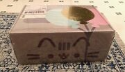 Pusheen New Spring 2018 Box Size Small