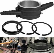 Piston Ring Compressor Tool 5.4 Bore And Anti-polishing Ring Adapter For Cummins