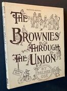 Palmer Cox / Brownies Through The Union In A Beautiful Dustjacket