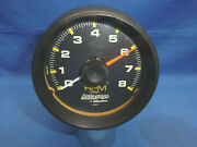 Auto Gage 2300 8k Tachometer By Autometer 3-3/4 Ct28