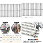 Hongso 17 Inch Solid Sus 304 Stainless Steel Gas Grill Grids Grates For Home De