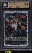 1999 Ultimate Victory Parallel 100 Tracy Mcgrady /100 81 Bgs 9.5 Gem