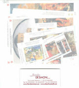 2014 Smom , Stamps New, Year Complete 34 Values +6 Sheetlets Mnh