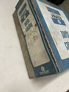 1948 To 1958 Dodge Truck Parts Catalog All Years Mopar Book List 48 49 50 51 52