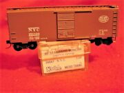 Kd 20047 Rare Blue Label New York Central 40and039 Box Car 180199 And039mintand039 N-scale
