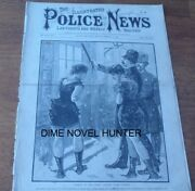 Illustrated Police News 1158 Baseball Boxing Dr Cronin Death Yellow Journalism