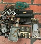 Lockon Connector Railroad Lionel Parts Various Items Ctc Switch