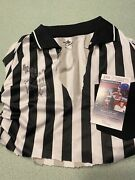 Kelly Kelly Wwe Ring Worn Referee Shirt Diva Hall Of Fame Sexy Ecw Raw Smackdown