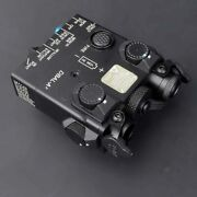 Dbal-a2 Weapon Light Red Laser Combo With Remote Switch Tactical Hunting Flashli