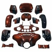 Fairings Bodywork Fit For Harley Touring Cvo Electra Glide Ultra Limited 14-21