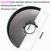 100/115/125/150/180/230 Protect Cover Angle Grinder Wheel Guard Protector Part
