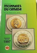 1997 Monnaies Du Canada Coin Guide By Haxby And Wiley 15th Ed 5309