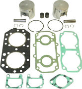 Wsm Top End Kit 584cc - 0.25mm Oversize To 76.25mm Bore 010-815-11