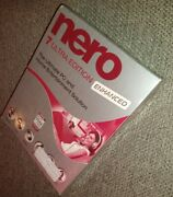 Rare Nero 7 - Ultra Edition Enhanced Ultimate Pc Solution Factory Sealed New