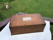 S.s. Francis P. Duffy Christening Box Bundle Fighting 69th 165 Infantry Wwi Wwii