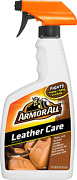 Armor All Leather Care 16 Oz Car Leather Cleaner And Conditioner