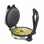 Prestige Xclusive Stainless Steel Prm 5.0 Roti Maker With Demo Cd