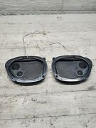 09 2009 Harley Davidson Road Glide Hogtunes Grill Cover Speakers