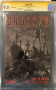 Garth Ennis Signed Crossed 3 Red Cgc 9.8 Comic Book Cbcs The Boys Preacher