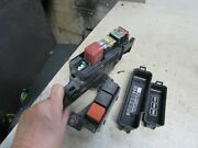 98 Toyota Avalon Small Engine Fuse Boxes Junction Boxes Relays