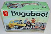 Amt Bugaboo Dragster Car Toy Model Box Only T-197 225