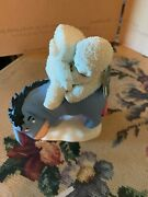 Department 56 Snowbabies Disney The Guest Collection Riding With Friends