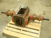 1962 Minneapolis Moline Mm Jet Star Tractor Rearend Differential Assembly
