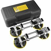 2 Pack Seamless Seam Setter With 6-inch Vacuum Suction Cups For Seam Joining And