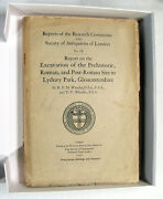 The Name Nodens J.r.r. Tolkien In Research Lydney Park Lord Of Rings Hobbit Rare