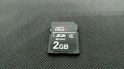 Sandisk Ultra Ii 2gb Class 4 Sd Camera Memory Card Tested Reset