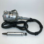 Foredom Cc Jewelers Rotary Grinder W/ Foredom 44a Flexshaft Handpiece For Parts