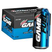 Game Fuel Charged 16 Fl Oz. Cans 12 Pack Berry Blast