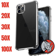 Wholesale Bulk For Shockproof Clear Tpu Case Lot Iphone 12 11 Pro Max 8 Plus Xr