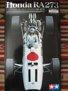 Tamiya 1/12 Honda Ra273 With Metal Parts And Etched Photo-etched Included