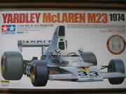 Tamiya 1/12 Yardley Mclaren M23 1974 With Etched Parts W/photo-etched