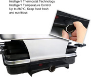 Electric Indoor Grill Korean Bbq Grill Raclette Table Grill Barbecue Outdoor Gri
