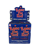 1982 Raise The Roof Construction Game Complete Case24games Plus Store Display