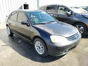 Steering Gear/rack Power Rack And Pinion Sohc Coupe Ex Fits 02-05 Civic 707062