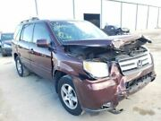 Steering Gear/rack Power Rack And Pinion Fits 03-08 Pilot 716108