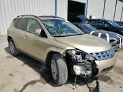 Steering Gear/rack Power Rack And Pinion Fwd Fits 03-04 Murano 700963