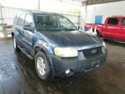 Steering Gear/rack Power Rack And Pinion Vin Z Fits 05-07 Escape 678134