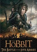 The Hobbit The Battle Of The Five Armies Puzzle Jigsaws 1000 Pcs Toys Play Diy