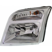 For Ford Transit Connect Headlight 2010-2013 Driver Side Halogen Fo2502296