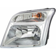 For Ford Transit Connect Headlight 2010-2013 Driver Side Halogen Capa Fo2502296